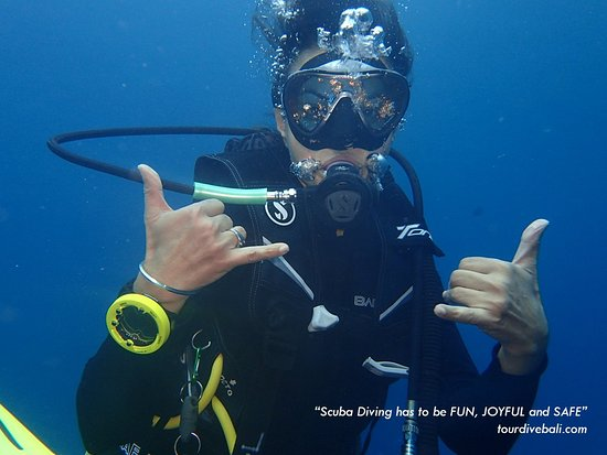 Tour Dive Bali - Tulamben: Let's go scuba diving in Tulamben Bali with tourdivebali.com