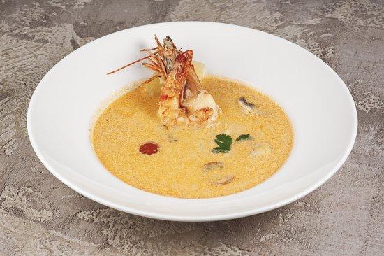 Kaifin: Суп тонге