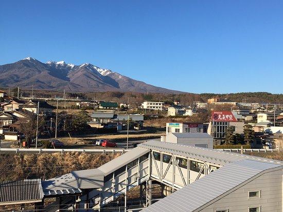 Marumasa Kobuchisawa Station Home Soba: 丸政 小淵沢駅ホームそば店