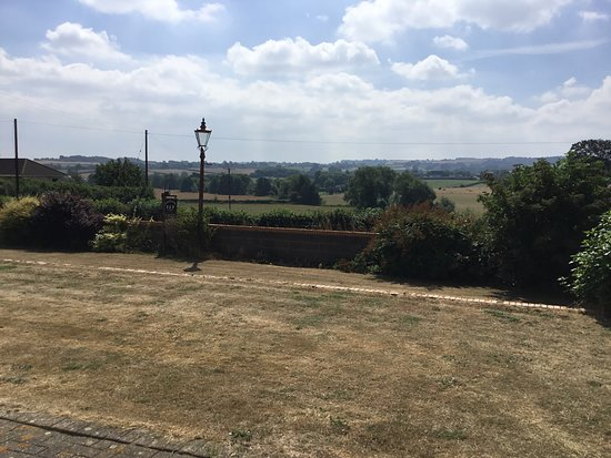 Stanton Drew, UK: View from house