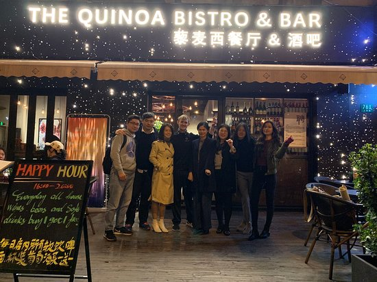 The Quinoa Bistro & Bar: Always good times, great people, amazing food and Incredible service! #TheQuinoabistroandbar