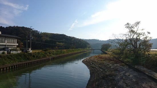 Lake Biwa : 琵琶湖區內景觀