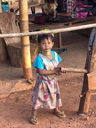 Petite fille Palaung