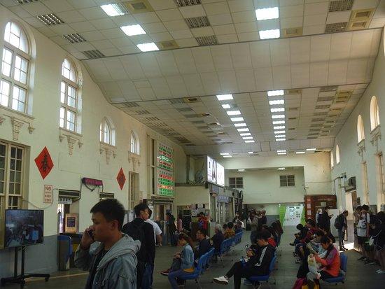 Hsinchu Station: 駅構内