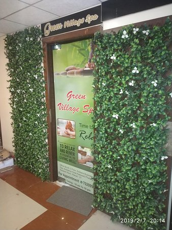 Green village spa