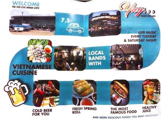本街食品市場照片