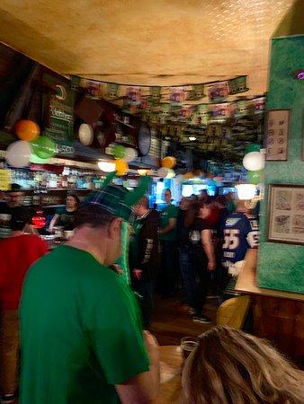 Murphy's Law: pub