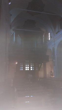 Chiesa Di San Rocco E Beata Vergine Addolorata: L'organo Mascioni del 1905