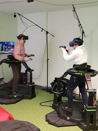 VR Gaming Arcade 360XP Finland
