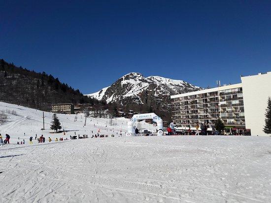 Station de Ski Mont D'Olmes