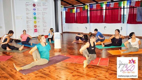 Mysuru (Mysore), India: Yoga Teacher Training in India