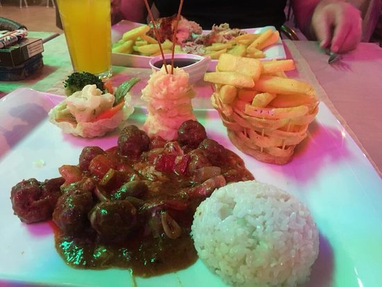 Summer Rain Restaurant Foto