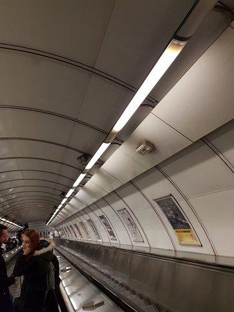 Great metro system