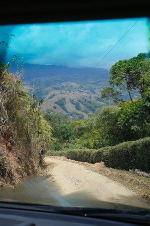 the road to Nuayaca