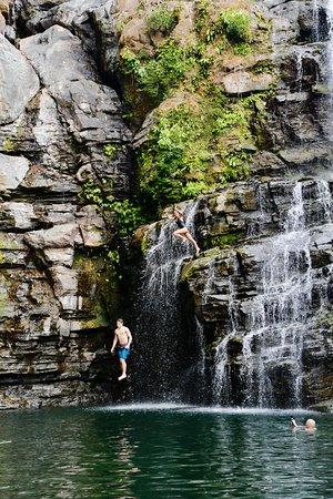 Nuayaca Falls