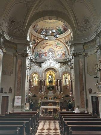 Una chiesa miracolata