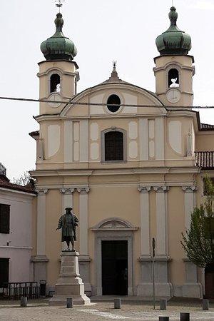 Statua di Massimiliano d'Asburgo