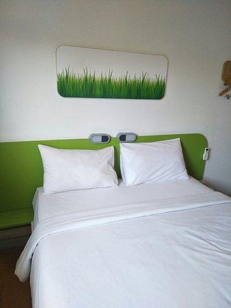 Ibis Budget Surabaya Airport : Hotel minimalis di Bandara Juanda