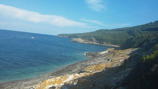 Spiaggia Di Buzzancone o Cera