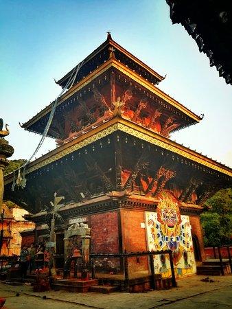 Banepa Chnadeshwori Temple