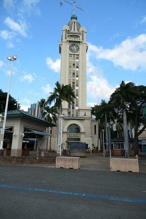 Aloha Tower Marketplace: Aloha Tower