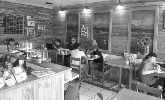 Coffee Society: Inside