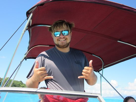 Signature Lagoon Snorkelling Tour: William was the best!