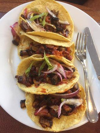 Restaurante El Cardenal: Vegi Tacos