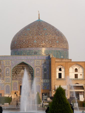 Cartoline da Isfahan, Iran
