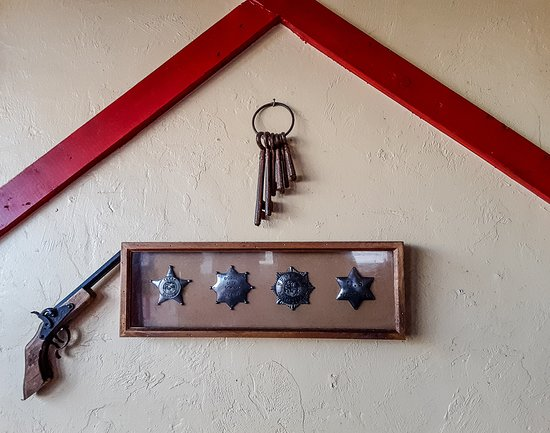 Horseshoe Cafe: detail