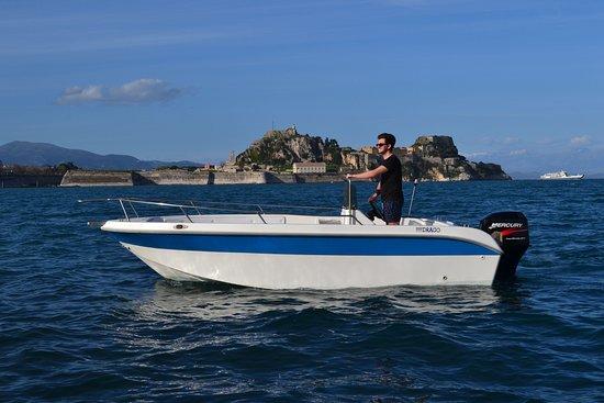 Kanoni Boat Hire