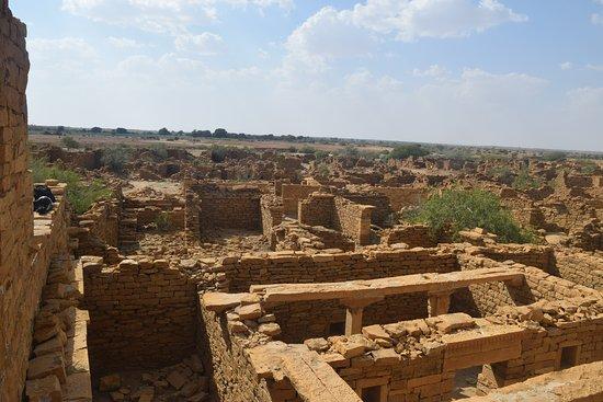 Aamantran Tours: Kuldhara, the ghost town