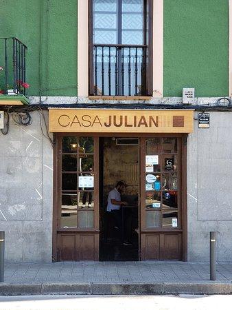 Casa Julian: 外観
