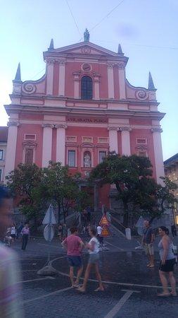 Franciscan Church (Frančiškanska cerkev): Franciscan Church (1)