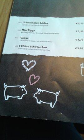 Hamm Karte.Karte Mit Schweinchen S Picture Of Schweinske In Hamm Hamburg
