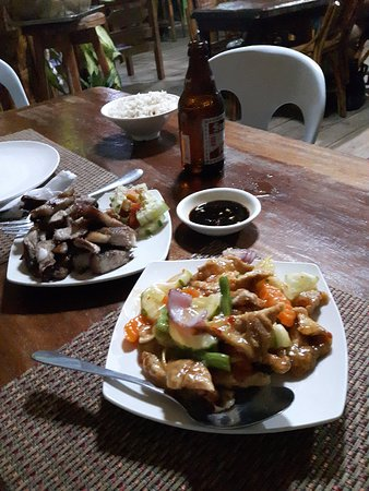 Sweet Sour Chicken Picture Of Alma Jerry S Kitchen Leyte Island Tripadvisor