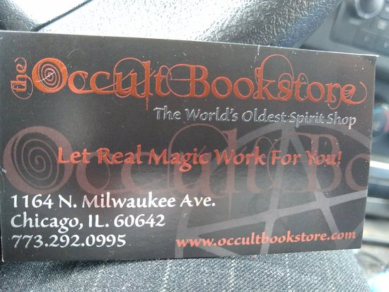 The Occult Bookstore