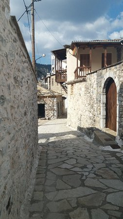 Kastanitsa, Griekenland: Καστανίτσα