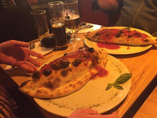 Il Vesuvio Restaurant Bexleyheath Menu Prices