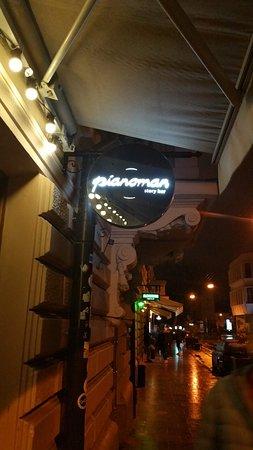 Piano Man Story bar : Logo
