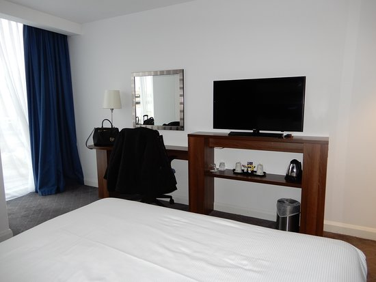 Small But Perfectly Formed Picture Of Hampton By Hilton Dundee City Center Tripadvisor