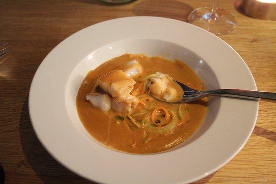 Restaurant Cornelius: Suppe