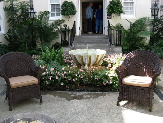 Longwood Gardens - Courtyard Kennett Square, Pennsylvania