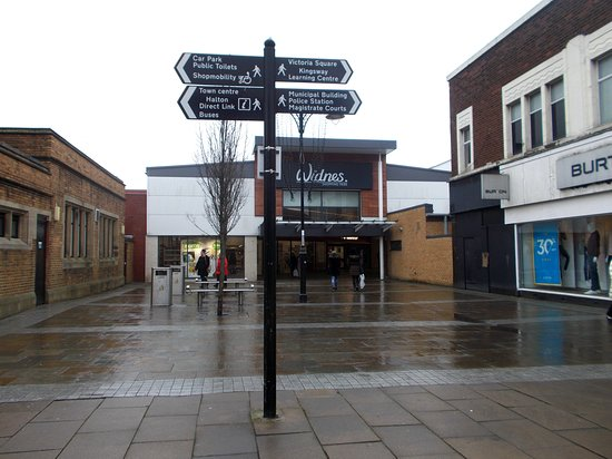 Widnes Shopping Park