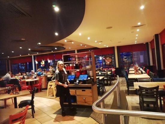 Pizza Hut Stockport 3 Great Portwood St Restaurant