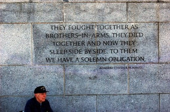 Ulusal II. Dünya Savaşı Anıtı: World War II Memorial Washington, DC