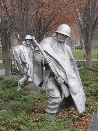 Korean War Veterans Memorial Washington, DC