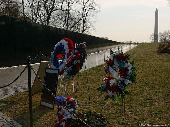 Vietnam Veterans Memorial Washington, DC