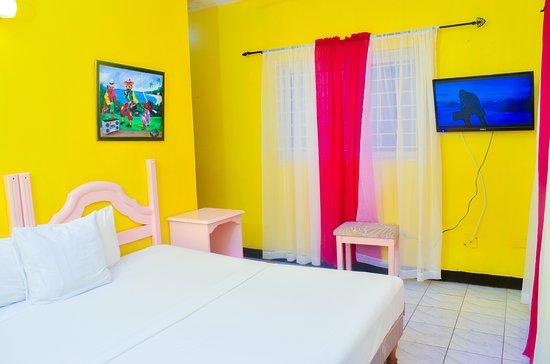 Reggae Hostel Ocho Rios: Superior Private Room