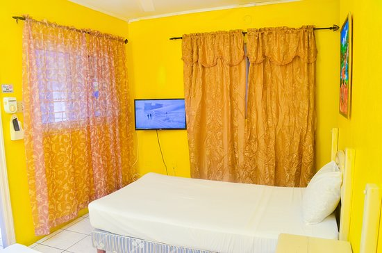 Reggae Hostel Ocho Rios: Superior private rooms come with either King sized or two single beds.